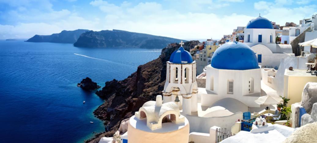 Santorini Urlaub Urlaub Auf Dem Vulkan Gunstig Mit Alltours