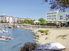 Hotel Tuntas Beach Bild 05