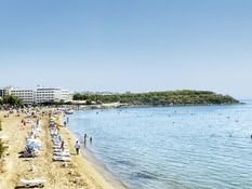 Hotel Tuntas Beach Bild 01
