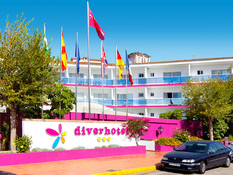 Diverhotel Dino Marbella Bild 09