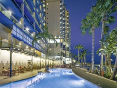 Hotel Best Benalmádena Bild 11