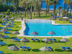 Hotel Sol Marbella Estepona Bild 05