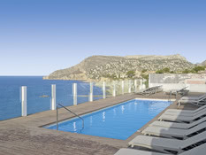 Hotel Bahia Calpe Bild 01