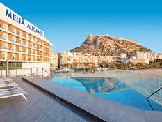 Hotel Melia Alicante Bild 01