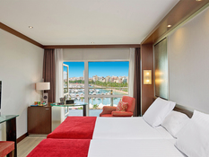 Hotel Melia Alicante Bild 12