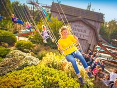 Freizeit- und Ferienpark Slagharen Bild 01