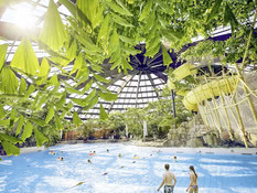 Center Parcs - De Huttenheugte Bild 01