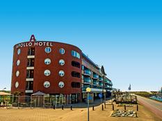 Hotel Apollo IJmuidenSeaport Beach Bild 07