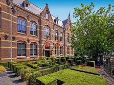 The College Hotel Amsterdam Bild 01