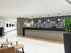 NH Hotel Amsterdam Centre Bild 04