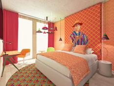 Hotel nhow Amsterdam RAI Bild 11