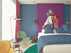 Hotel nhow Amsterdam RAI Bild 02