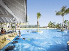 Beach Rotana Abu Dhabi Bild 03