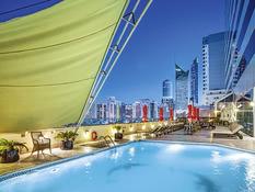 Corniche Hotel Abu Dhabi Bild 01