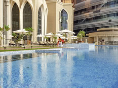 Bab Al Qasr, a Beach Resort & Spa by Millennium Bild 10