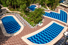 Hotel Botanik & Resort Bild 07