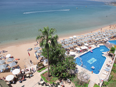 Hotel Aska Just in Beach Bild 07