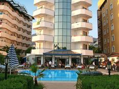 Elysee Beach Hotel Bild 01