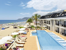 Hotel Alaaddin Beach Bild 01
