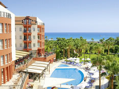 Hotel Royal Atlantis Beach Bild 01