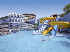 Hotel Granada Luxury Okurcalar Bild 02