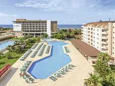 Hotel Royal Garden Beach Bild 01