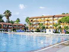 Club Turtas Beach Hotel Bild 10