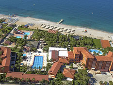 Club Turtas Beach Hotel Bild 12