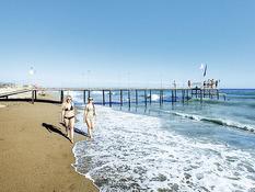 Club Turtas Beach Hotel Bild 11