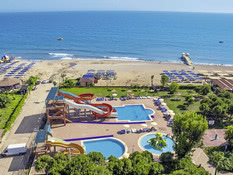 Club Turtas Beach Hotel Bild 02