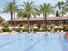 Club Turtas Beach Hotel Bild 04