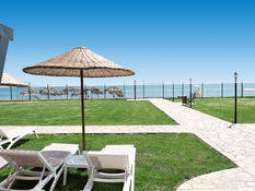Club Turtas Beach Hotel Bild 09