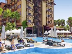 Hotel Villa Side Bild 01
