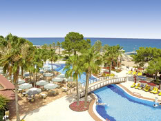 Club Boran Mare Beach Bild 01