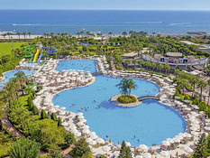 Hotel Miracle Resort Bild 12