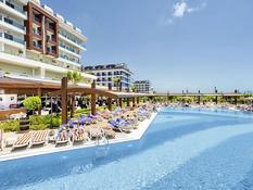 Hotel Adalya Ocean Bild 09