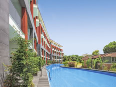 Hotel Club Mega Saray Bild 02