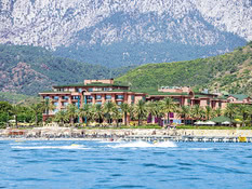 Asteria Kemer Resort Bild 07
