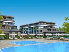 Hotel Sailor's Beach Club Bild 01
