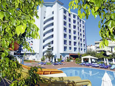 Hotel Grand Zaman Garden Bild 04