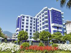 Hotel Grand Zaman Garden Bild 05