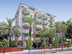 Sifalar Apart Hotel Bild 01