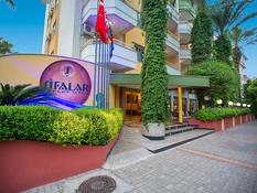 Sifalar Apart Hotel Bild 11