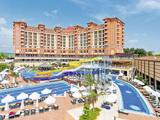 Hotel Villa Side Residence Bild 09