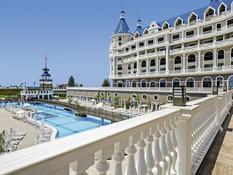 Hotel Haydarpasha Palace Bild 03
