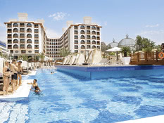 Hotel Quattro Beach Spa Resort Bild 03