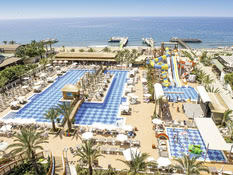 Hotel Quattro Beach Spa Resort Bild 01
