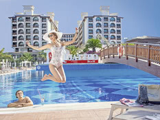 Hotel Quattro Beach Spa Resort Bild 07