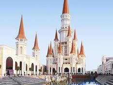 The Land of Legends Kingdom Hotel Bild 02