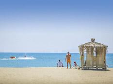 Hotel Soho Beach Club Belek Bild 02